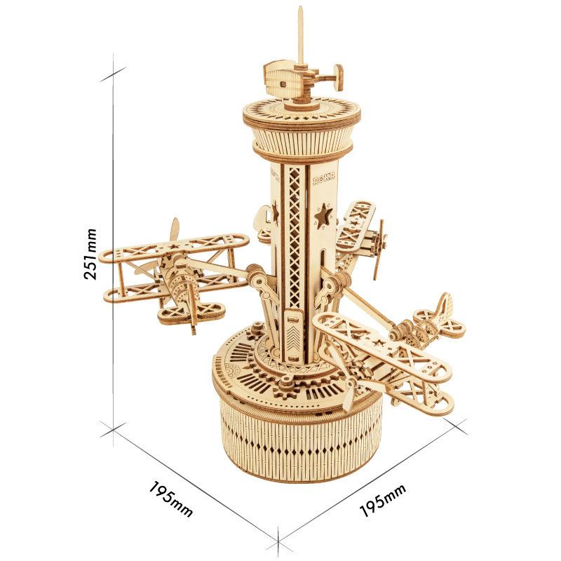 DIY Music Box - Model Building Kit 6
